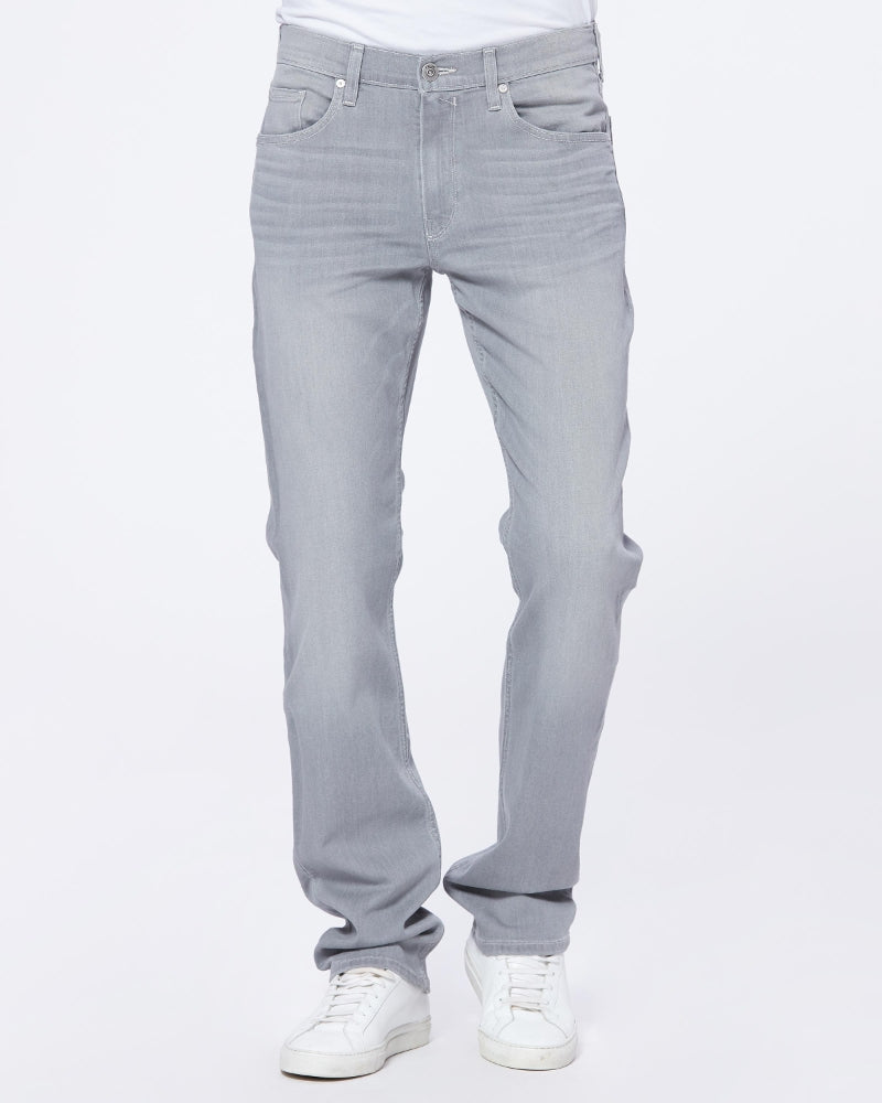 Paige Normandie Straight Leg Jean In Bellinger