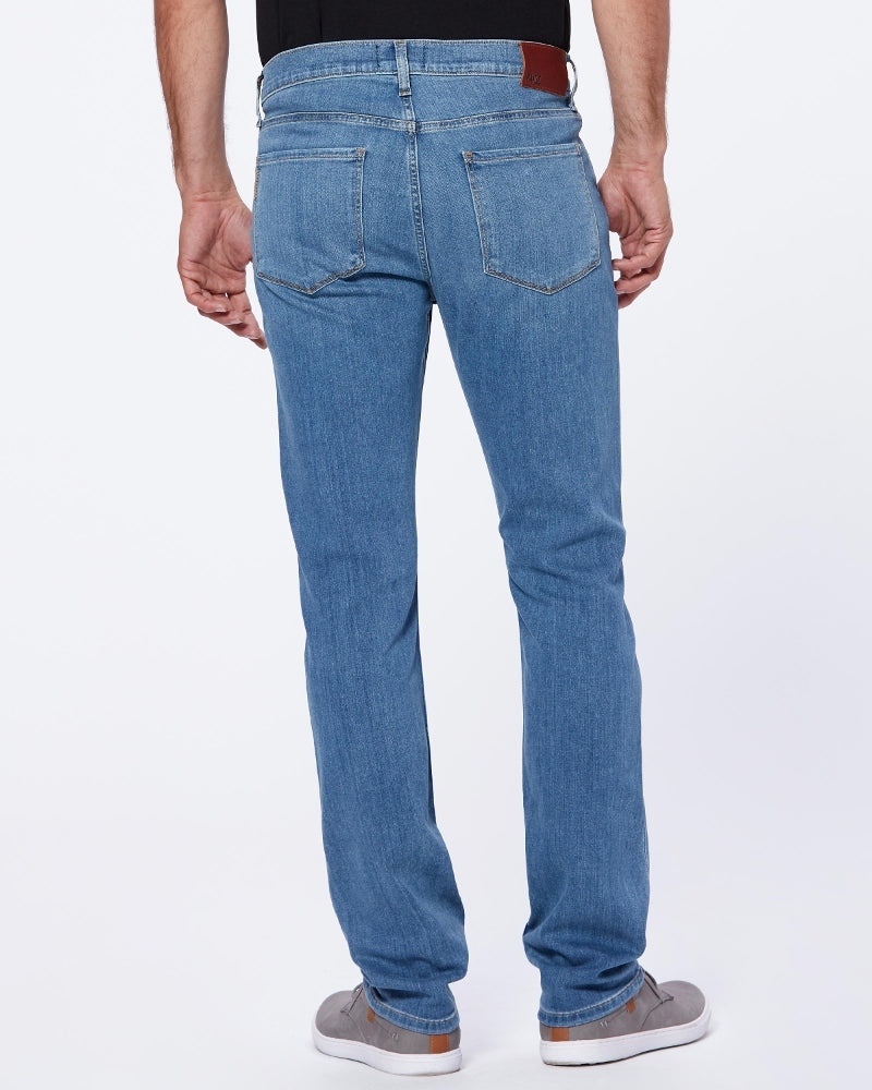 Paige Federal Slim Straight Jean - Keller M655697-7147