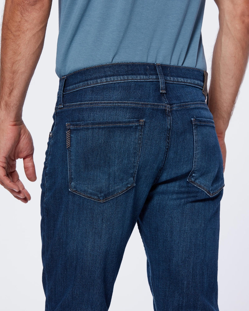 Paige Federal Slim Straight Jean In Warwick