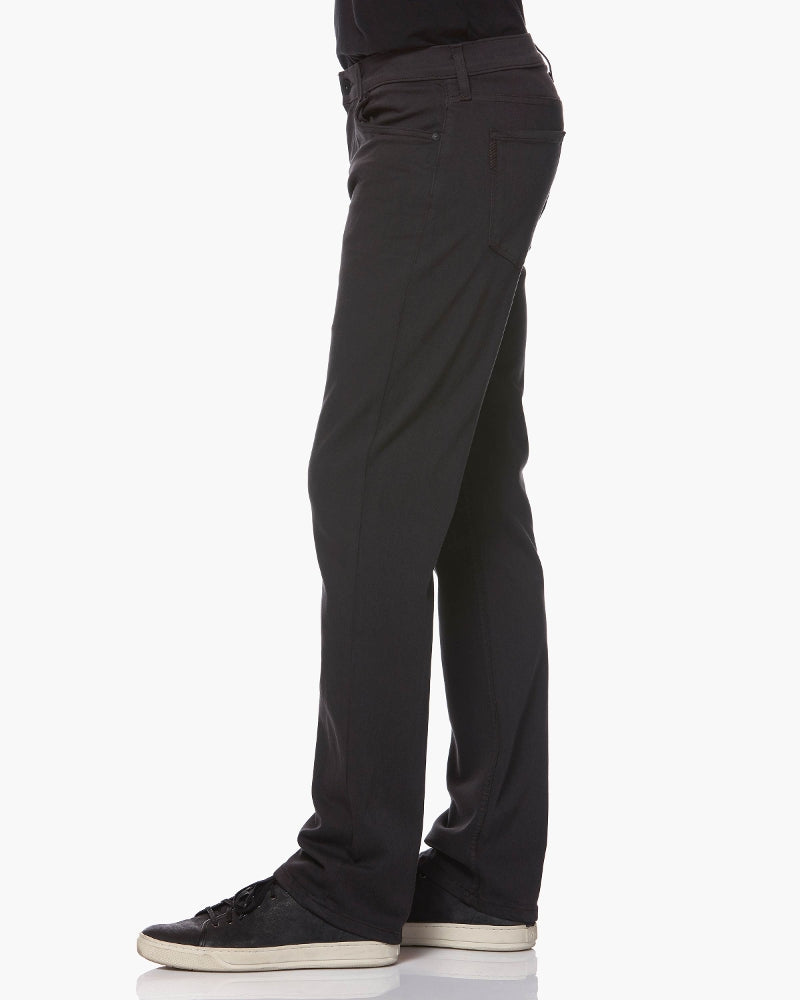 Paige Normandie Relaxed Slim Straight Jean - Midnight Grey