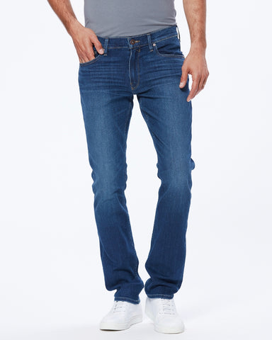 Paige Federal Slim Straight Jean - Corbett