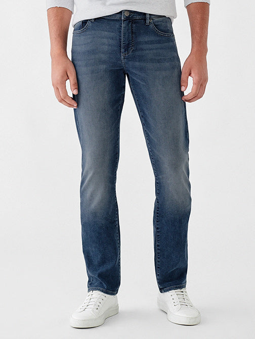 DL1961 Russell Slim Straight Jean in Reclusive 1088234-RECLUSI