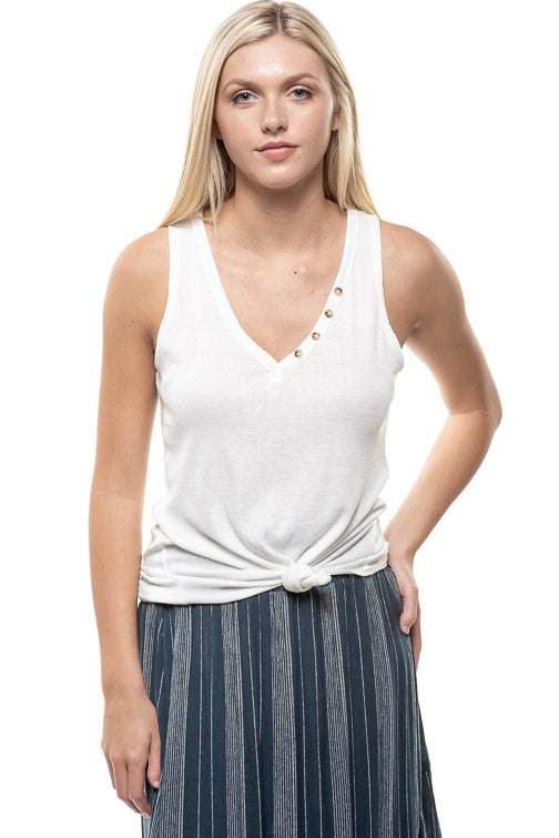 Henley Tank (more colors))
