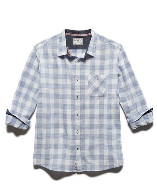 Flag & Anthem Pellston Slub Shirt SM18WS734