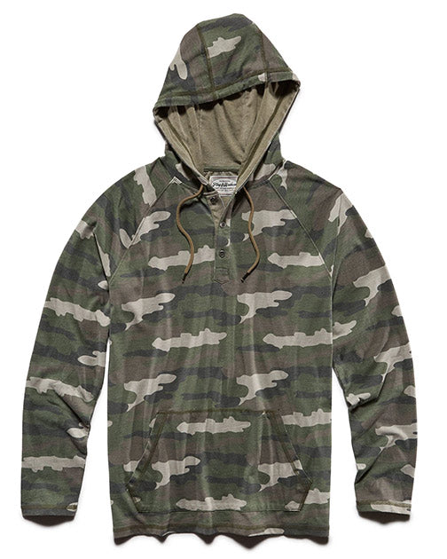 Flag And Anthem Dunbarton Camo Hoodie COREKT806