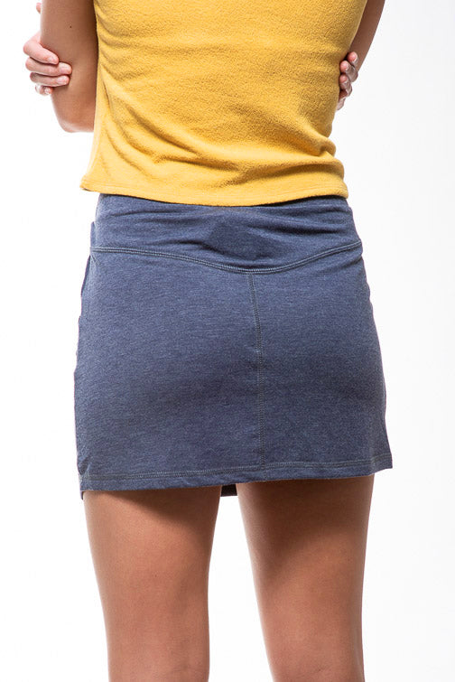 Freeloader French Terry Skirt (more colors)