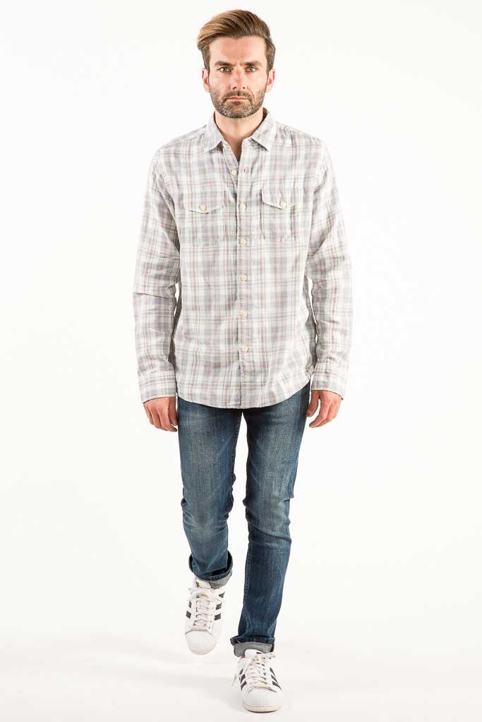 Grayers George Double Cloth