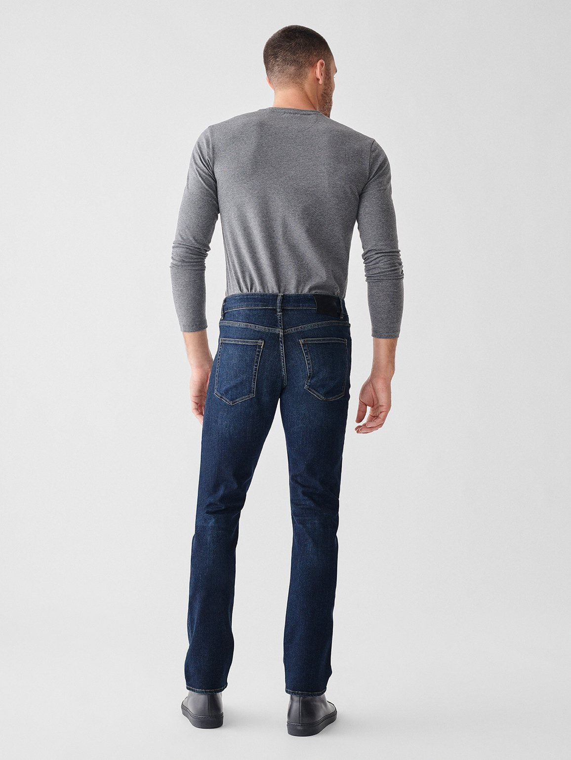 Dl1961 Russell Slim Straight Jean 10664-HECTIC