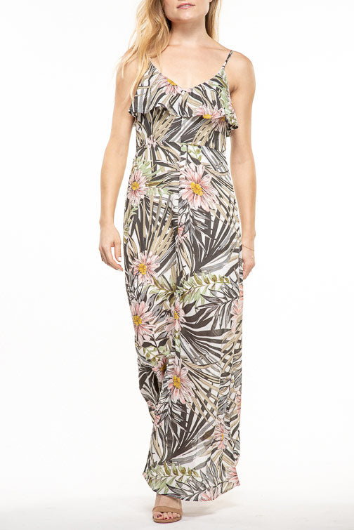 Tropical Dreams Maxi Dress