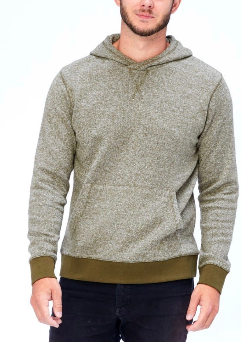 Threads 4 Thought Brushed Knit Pullover Hoodie TM22192