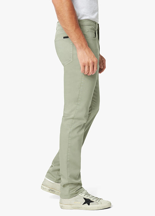 Joes French Terry Asher Slim 5-Pocket in Seagrass 45GX4FTA8215