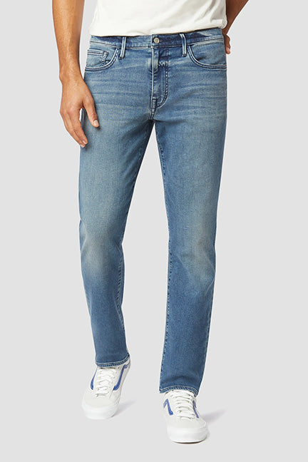 Joes Asher Slim Fit French Terry Denim in Blanton KDIBNT8215-BLA