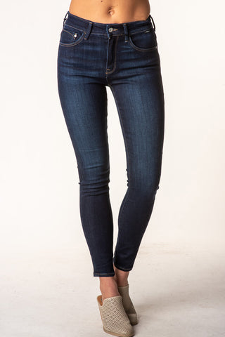 Mavi Tess Deep Supersoft Skinny Jean 100328-25682