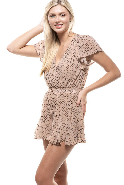 Dots Romper (more colors)