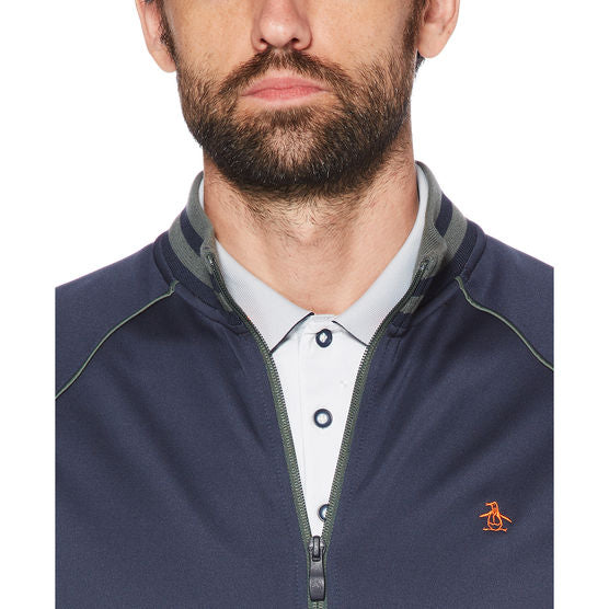 Penguin Golf The Earl Golf Track Jacket OGKF8009