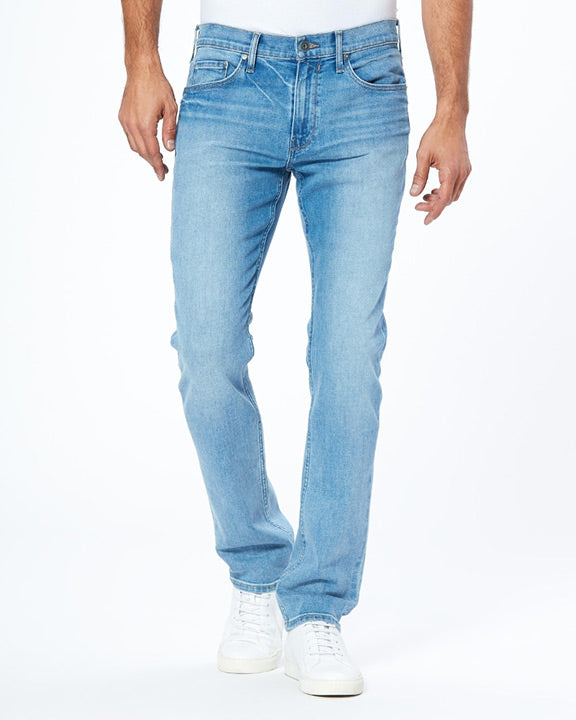 Paige Federal Slim Straight Jean in Moshe M655F72-7903