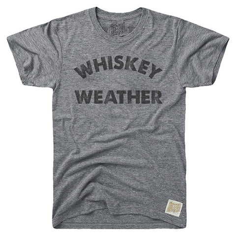 Retro Brand Vintage Whiskey Weather Tee RB100-RTF5657A