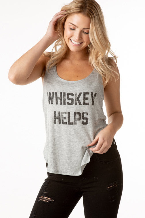 Retrobrand Whiskey Helps Tee R1915RTF5108A