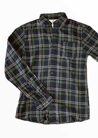 Selected Homme Long Sleeve Check Shirt SLHREGMATTHEW