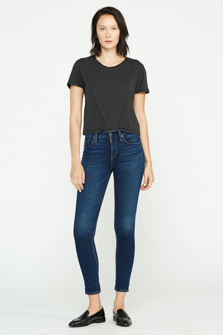 Hudson Jeans Nico Midrise-Obscurity Jean WM407DWF