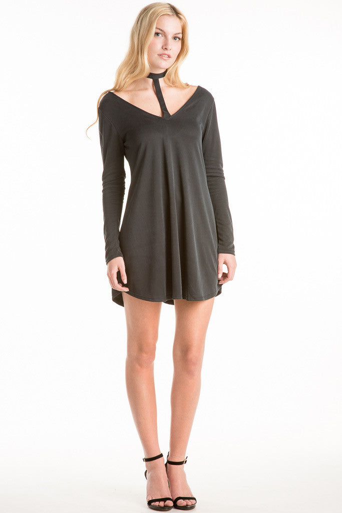 Anastasia Choker Dress