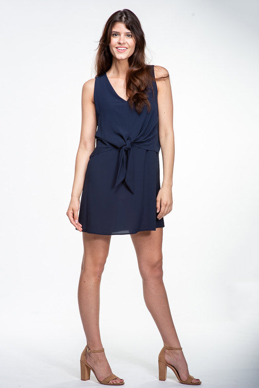 Fit To Be Tied Dress