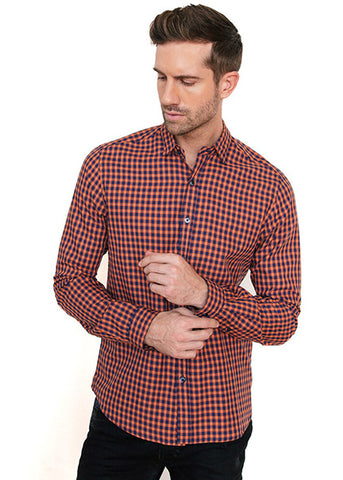 Element Button Down Check Shirt