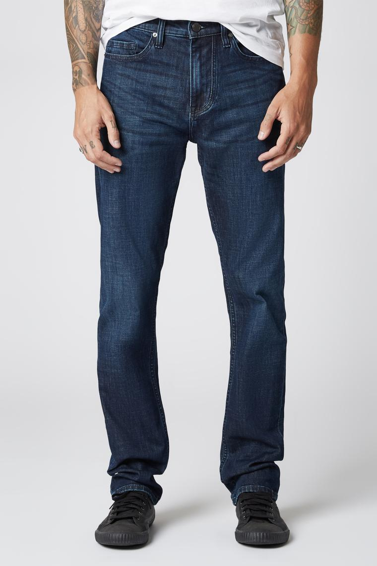 Blank NYC Stanton Straight Fit Jean-Worthess Tendency 13FM1418