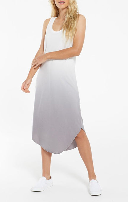 Z Supply Reverie Scoop Dip-Dye Dress ZD212724
