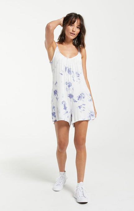 Z Supply Krista Tie-Dye Romper ZS211484
