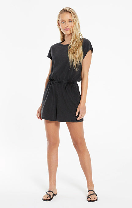 Z SUPPLY Sky Jersey Romper ZS212502