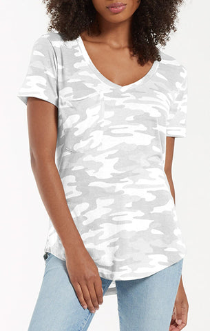 Z SUPPLY Camo Pocket Tee ZT155077