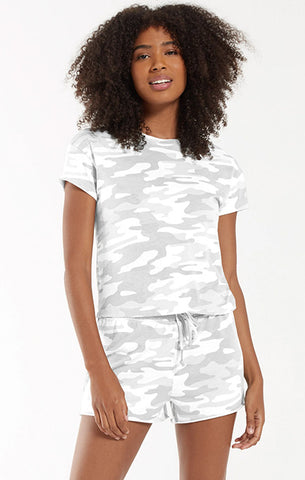 Z SUPPLY Camo Modern Crew ZT211128
