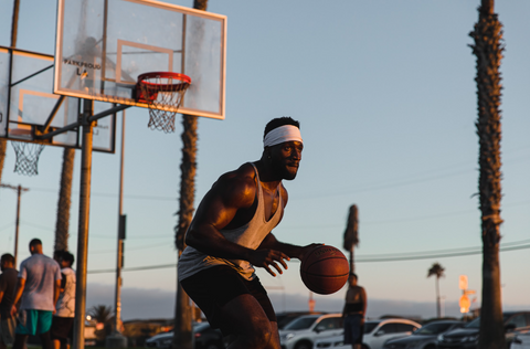 Suddora Basketball headbands take your game to the next level. Available in Cotton and Polyester