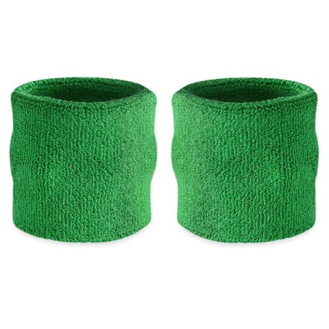Green is one of the healthiest colors on the spectrum. When you wear green  sweatbands 1934a73e573