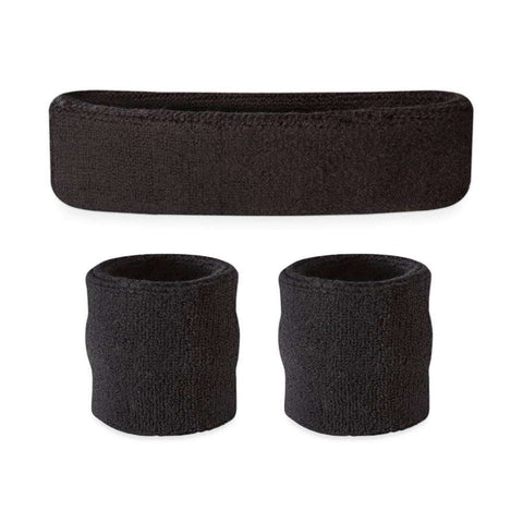 Kids Sweatband Set (1 Headband / 2 Wristbands)