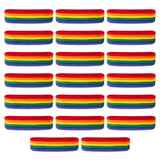 Bulk Headbands / Sweatbands (20 Pack)