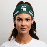 "Michigan State University Headband (3.5"" Tapered)"