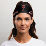 "Texas Tech University Headband (3.5"" Tapered)"