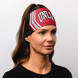 "University of Nevada-Las Vegas (UNLV) Headband (4.5"" Skull Wrap)"