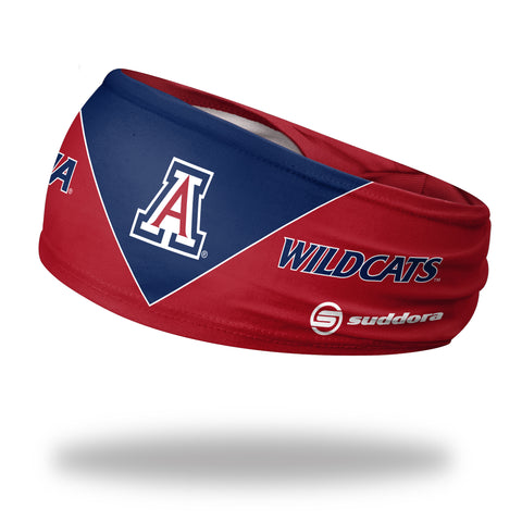 "The University of Arizona Headband (3.5"" Tapered)"