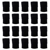 Bulk Zipper Wrist Wallet (20 Pack)