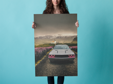 Load image into Gallery viewer, Custom Garage Poster ( 24in x36in)