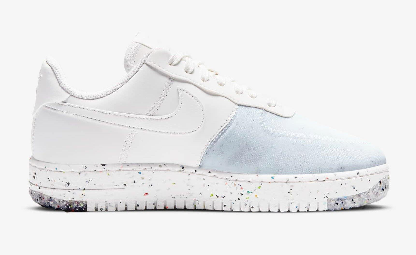 Nike Air Force 1 Crater 'Summit White' - Mad Youth