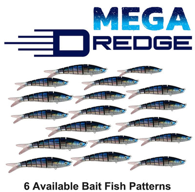 Mega Motion Dredge Baits