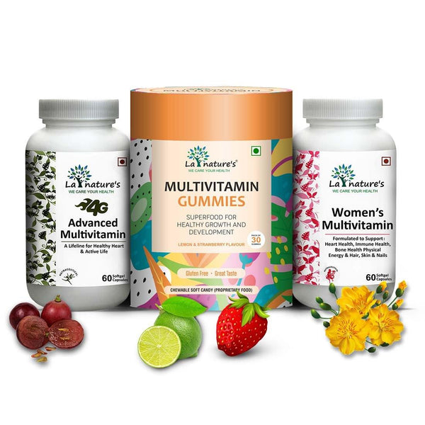 FAMILY MULTIVITAMIN COMBO