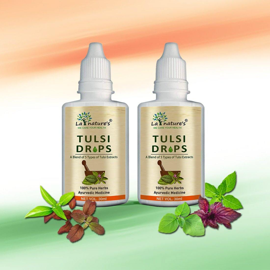 Tulsi Drop Pack of 2