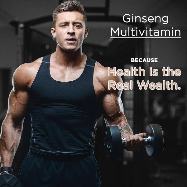 Ginseng Multivitamins