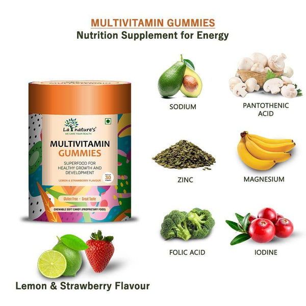 Multivitamin Gummies For Both Kids and Adults | Pack of 2