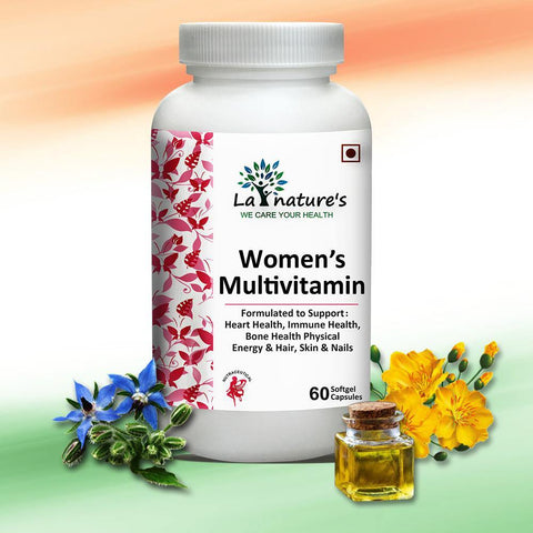 La Nature's  Women's Multivitamin Capsules